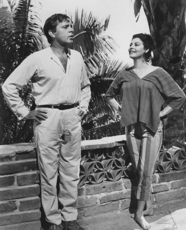 Richard Burton, Ava Gardner