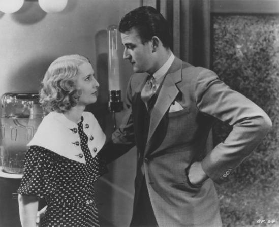 Barbara Stanwyck, George Brent