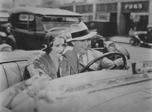Barbara Stanwyck, Ben Lyon