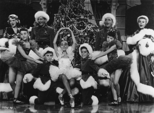 Danny Kaye, Bing Crosby, Rosemary Clooney, Vera-Ellen