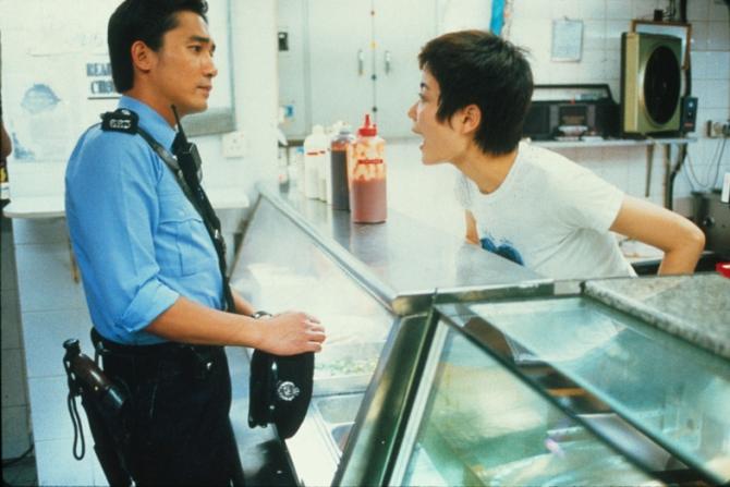Tony Leung Chiu-wai, Faye Wong Ching-man