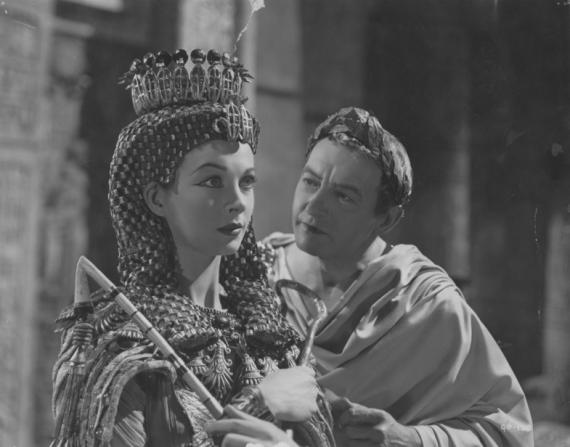 Vivien Leigh, Claude Rains