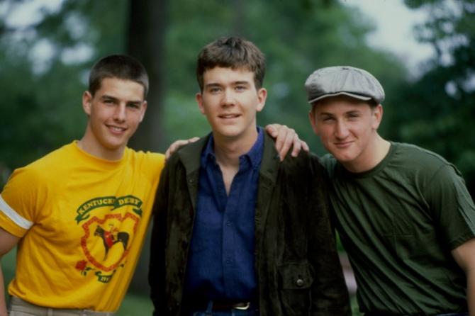 Tom Cruise, Timothy Hutton, Sean Penn