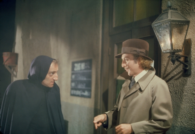 Marty Feldman, Gene Wilder