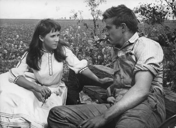 Julie Harris, James Dean