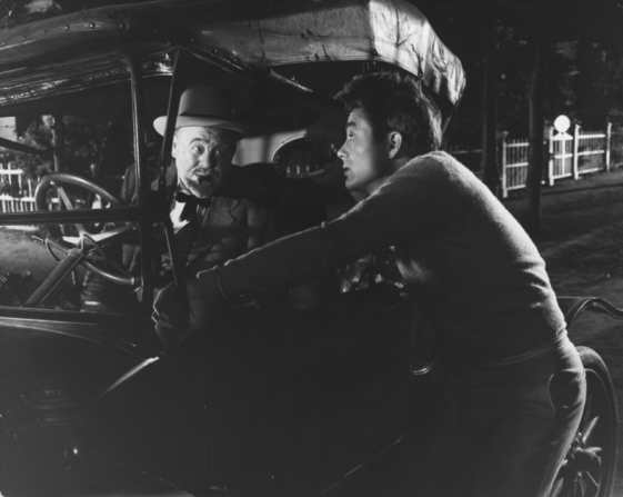 Burl Ives, James Dean