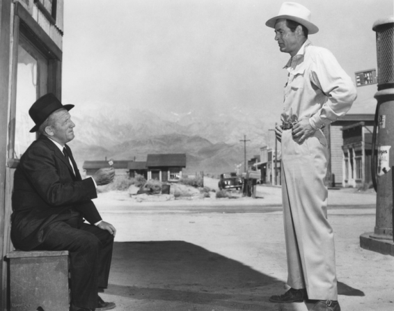 Spencer Tracy, Robert Ryan