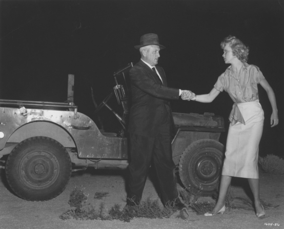 Spencer Tracy, Anne Francis