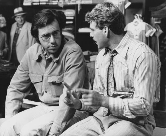 Peter Bogdanovich, Ryan O'neal