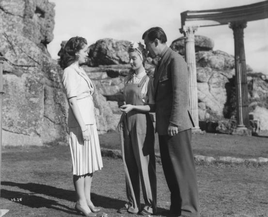 Margaret Lockwood, Stewart Granger, Patricia Roc