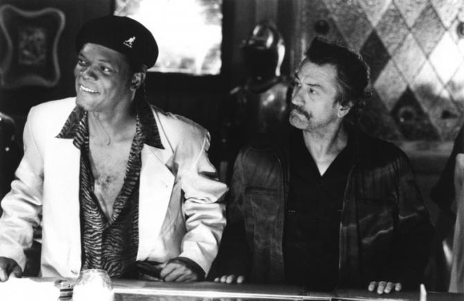 Samuel L. Jackson, Robert De Niro