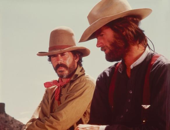 Warren Oates, Peter Fonda