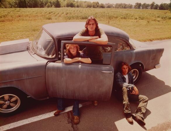 Dennis Wilson, James Taylor, Laurie Bird