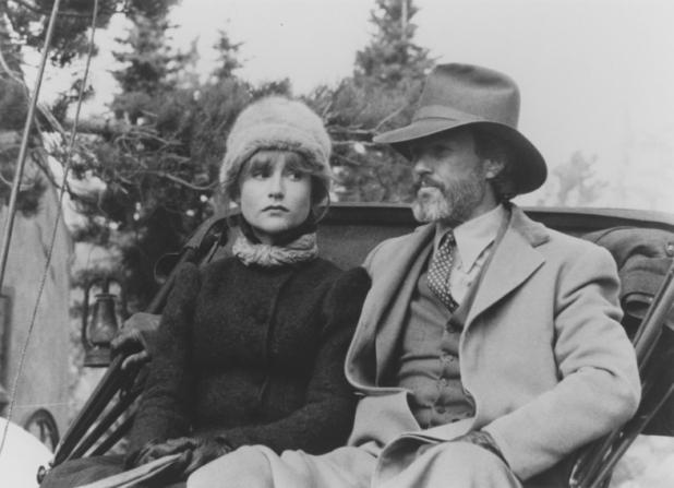Isabelle Huppert, Kris Kristofferson