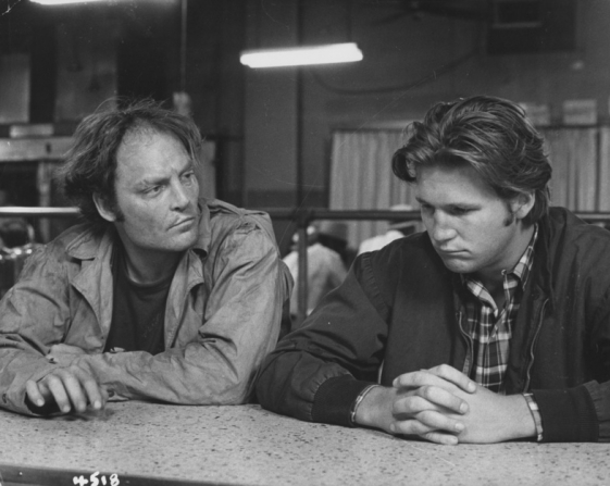 Stacy Keach, Jeff Bridges
