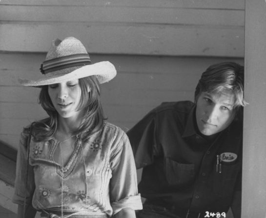 Candy Clark, Jeff Bridges
