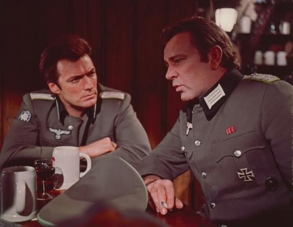 Clint Eastwood, Richard Burton