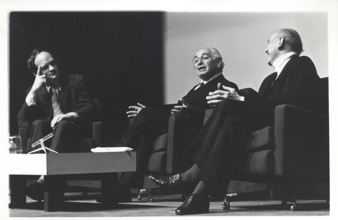 Emeric Pressburger, Michael Powell, Marta Cunningham