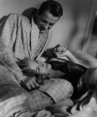 Mark Stevens, Joan Fontaine