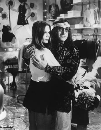 Leigh Taylor-young, Peter Sellers