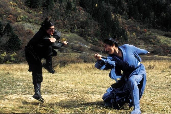 Jet Li Lianjie, Tony Leung Chiu-wai