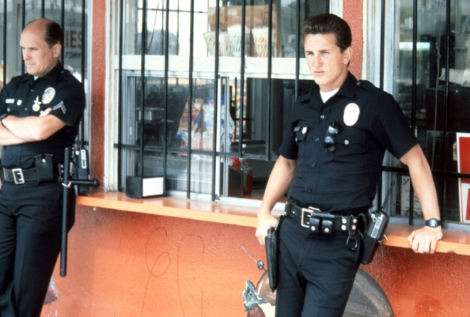 Robert Duvall, Sean Penn