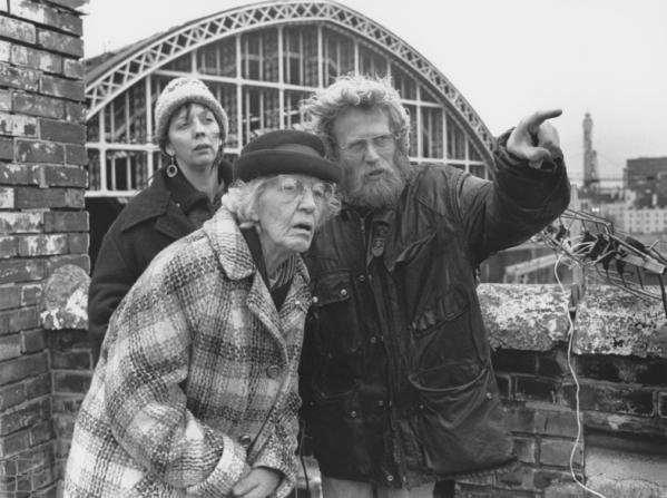 Ruth Sheen, Philip Davis, Edna Doré