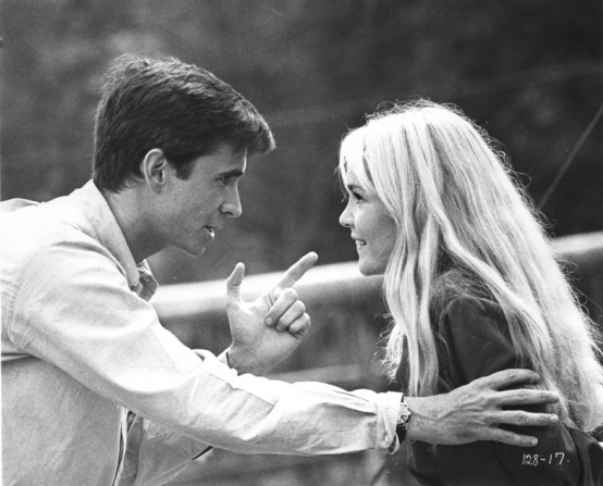 Anthony Perkins, Tuesday Weld