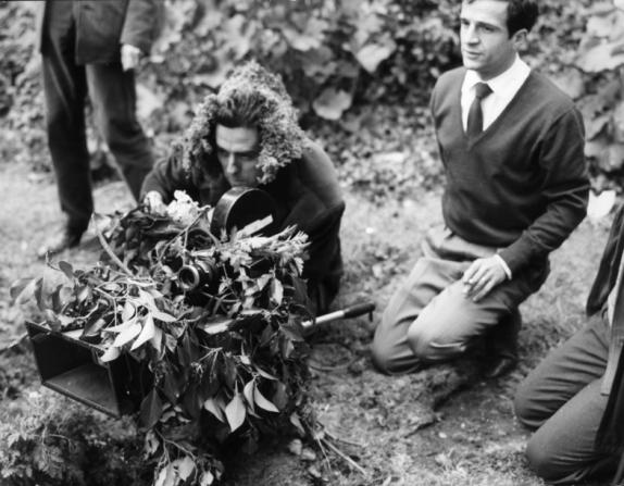 Raoul Coutard, François Truffaut