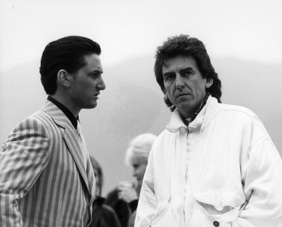 Sean Penn, George Harrison