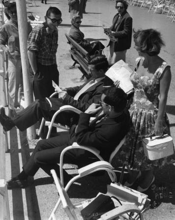 Claude Chabrol, François Truffaut