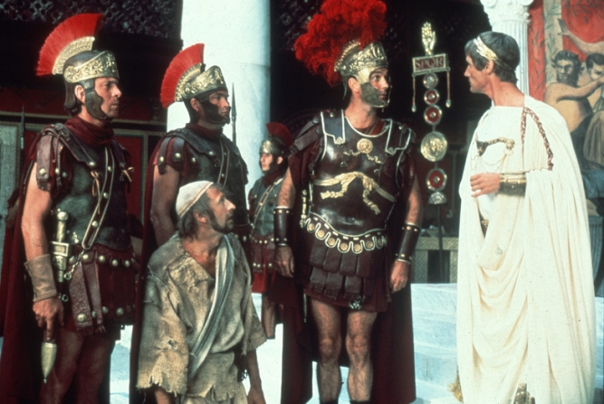Graham Chapman, Michael Palin