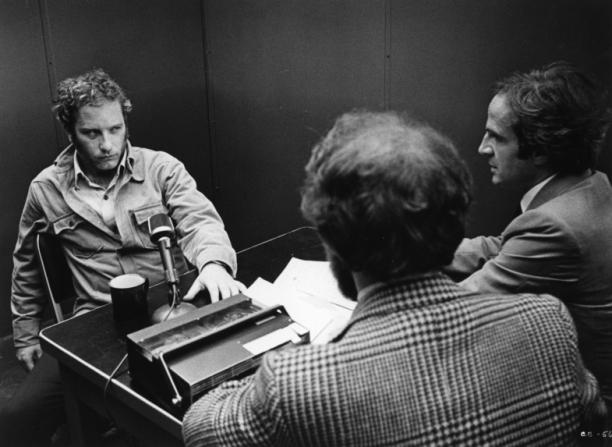 Richard Dreyfuss, Bob Balaban, François Truffaut