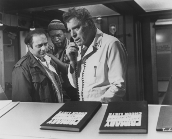 Burt Young, Paul Winfield, Burt Lancaster