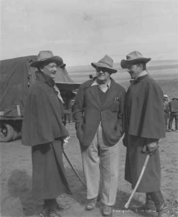 John Wayne, John Ford, Ben Johnson
