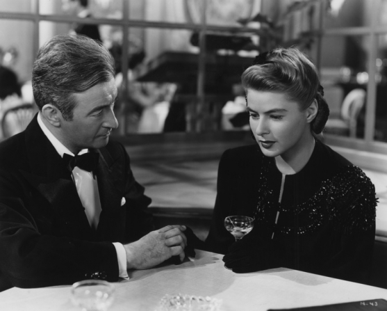 Claude Rains, Ingrid Bergman