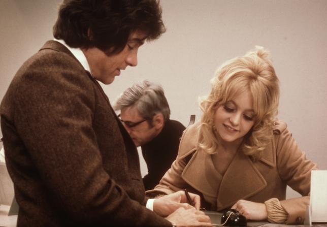 Goldie Hawn, Warren Beatty