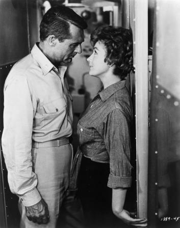 Cary Grant, Joan O'Brien