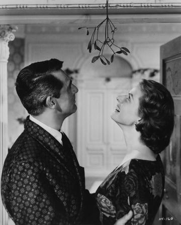 Cary Grant, Ingrid Bergman