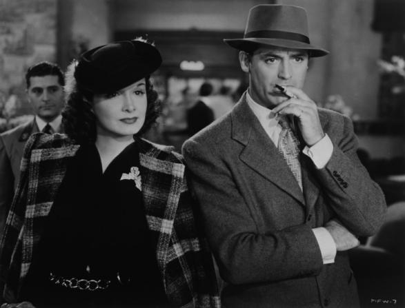 Gail Patrick, Cary Grant