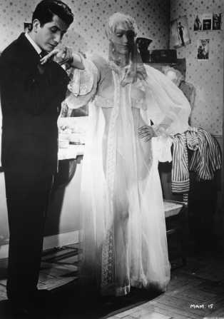 Daniel Gélin, Brigitte Bardot