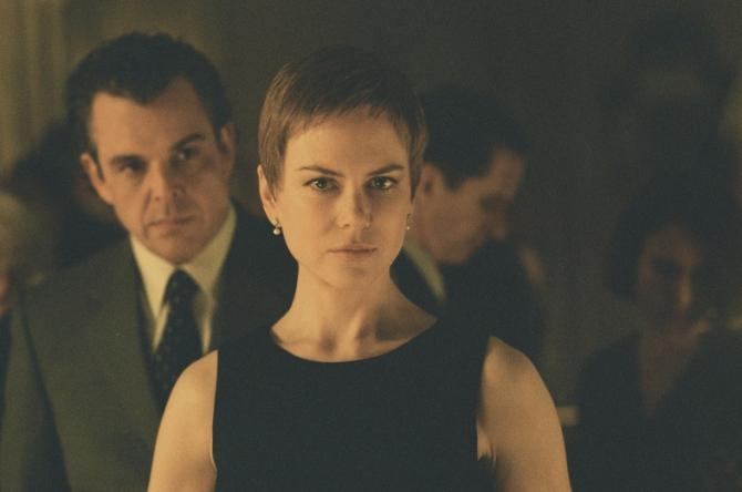 Nicole Kidman, Michael Desautels