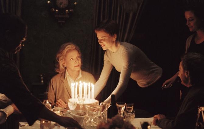Lauren Bacall, Nicole Kidman