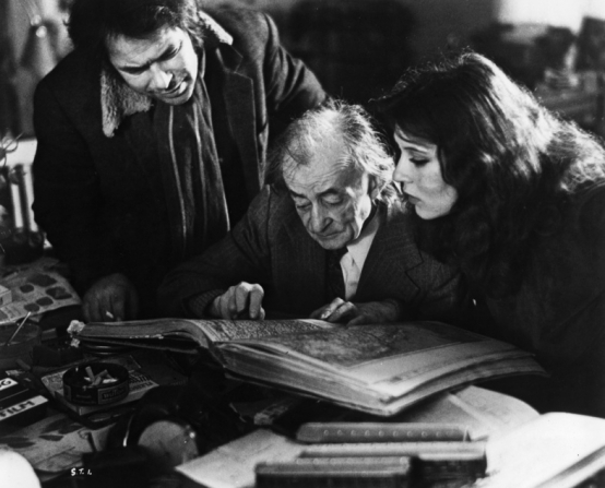 Bruno S., Clemens Scheitz, Eva Mattes