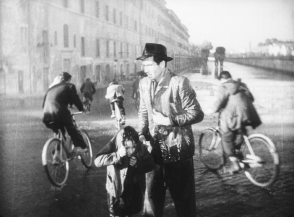 Lamberto Maggiorani, Enzo Staiola
