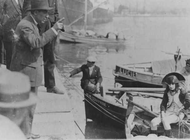 Abel Gance, Albert Dieudonné