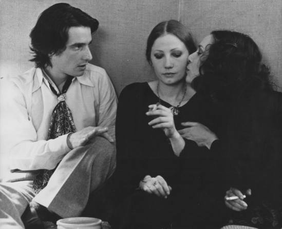 Jean-Pierre Léaud, Bernadette Lafont, Françoise Lebrun
