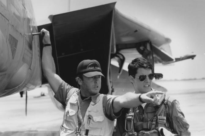 Tony Scott, Tom Cruise