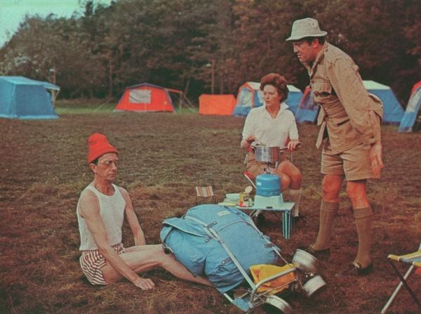 Charles Hawtrey, Betty Marsden, Terry Scott