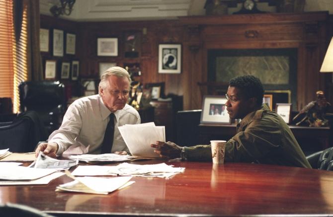 Denzel Washington, Jon Voight